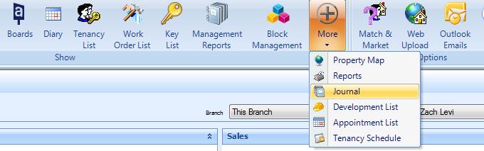 Acquaint Estate Agent software