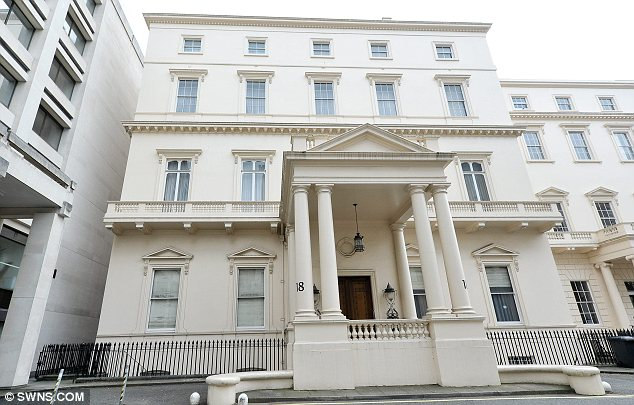 London expensive property