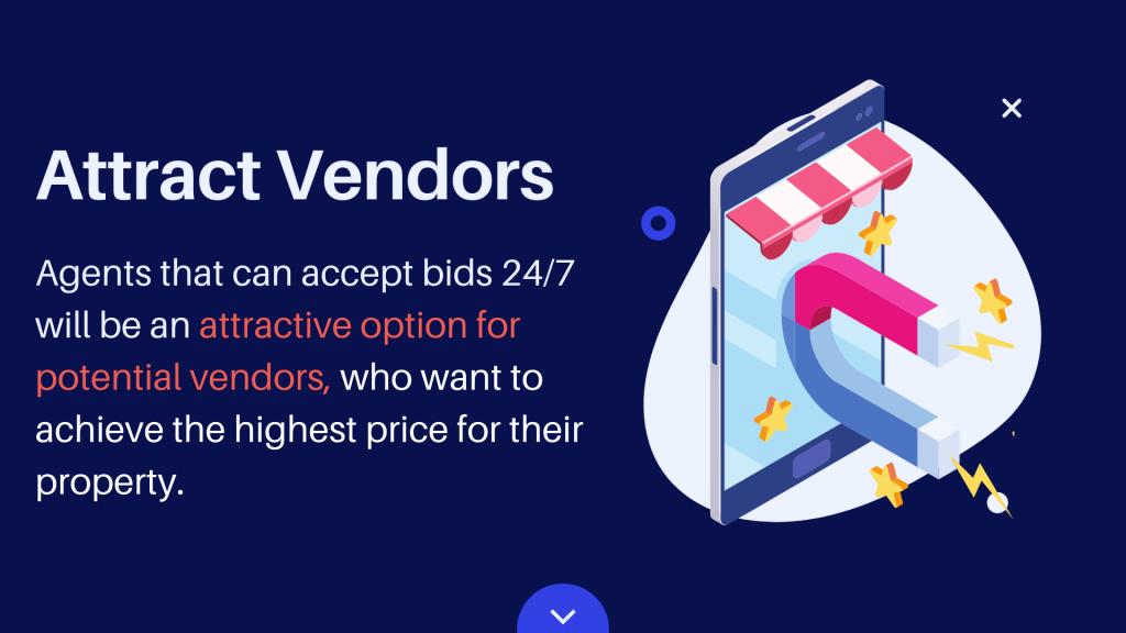 4Bids: Attract Vendors